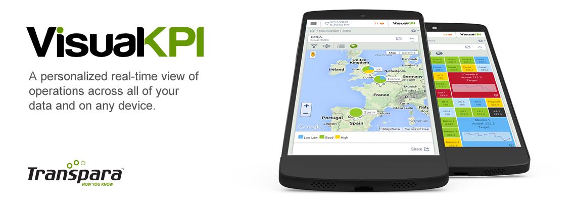 Visual KPI on Android