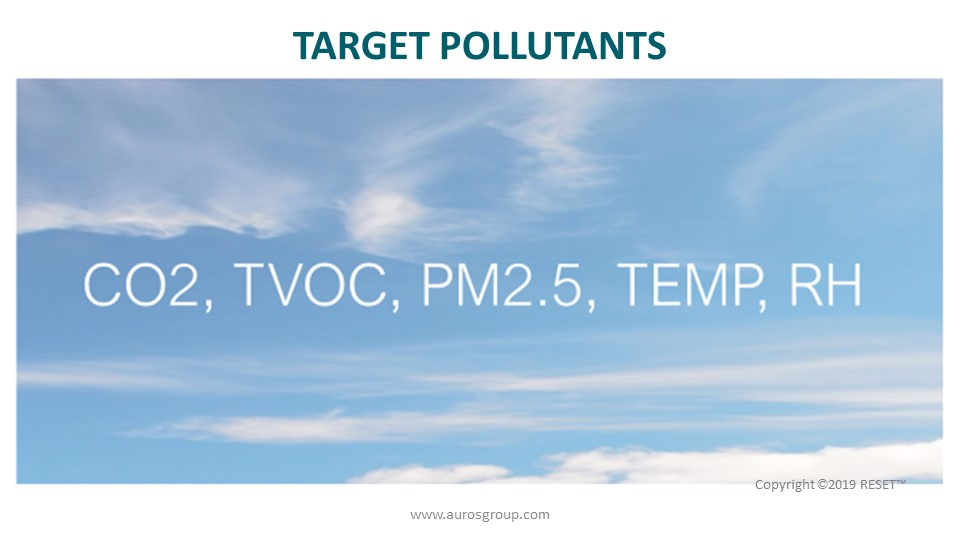 Target Pollutants
